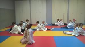 Judo en tenue (1)