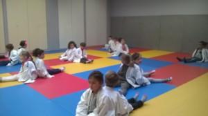Judo en tenue (2)